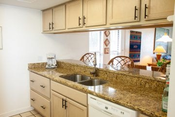 107 Kitchen Sink and Cabinets