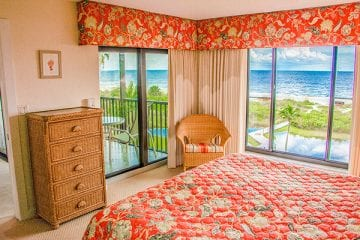 302 Master Bedroom View