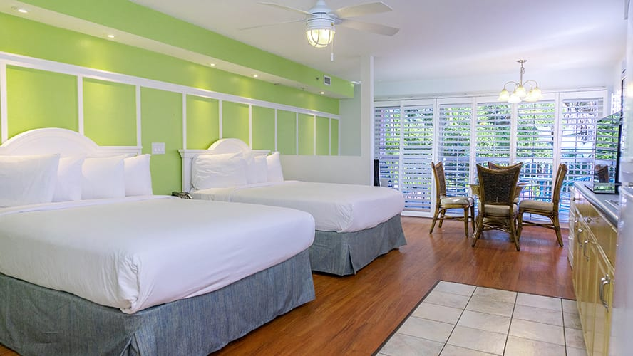 Deluxe Junior Suite Beds