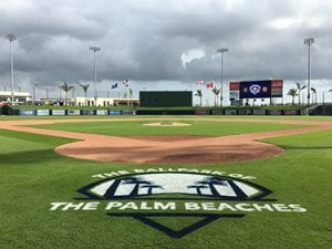 Florida complex closed to Nats while serving as testing site