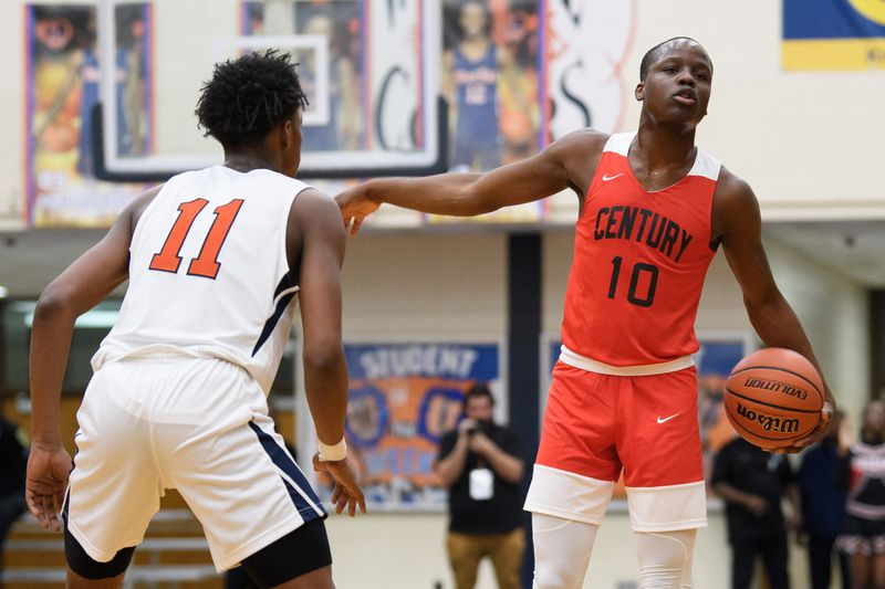 21st Century senior guard Johnell Davis, a Florida Atlantic recruit, finishes fourth in the voting for Mr. Basketball